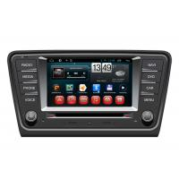 Buy cheap BT Radio 2014 Volkswagen Skoda Octavia A7 Central Multimidia GPS with GARMIN PAPAGO NAVITAL maps from wholesalers