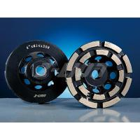 Buy cheap Double Turbo Diamond Cup Wheel from wholesalers