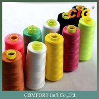100% Spun Polyester Embroidery Sewing Thread 40s/2 Clothing Accessories