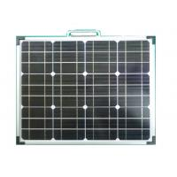 Buy cheap 120 Watt Foldable Solar Panel Solar Cell With Heavy Duty Padded Easy Carry Bag from wholesalers