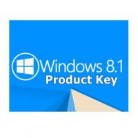 Buy cheap Windows 8.1 Pro Retail Key Computer Software System 64 Bit License Key Activation Online from wholesalers