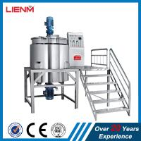 Buy cheap LIENM Factory Shampoo Liquid Soap Liquid Detergent Making Machine from wholesalers