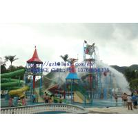 Buy cheap 2013 water playstation castle rain slides park equipment price for sale from wholesalers