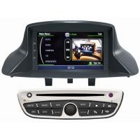 Buy cheap Ouchuangbo S100 Car GPS Video Player For Renault Megane III (2009-2011) Built in FM/AM iPod RDS product