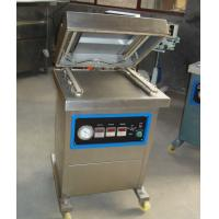 Buy cheap DZ400-2D Stainless steel single chamber vacuum packaging machine from wholesalers
