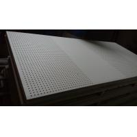 Perforated gypsum board iso astm as nzs soncap