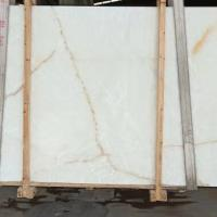 Buy cheap Popular Beautiful Backlit White Onyx Stone Slab For Floor / Wall / Countertop from wholesalers