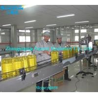 Buy cheap Automatic linear type sunflower oil filling machine for olive cooking sunflower oil in can from wholesalers