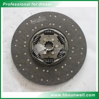 Buy cheap 1878000104 Diesel Engine Spare Parts / Mercedes Benz Clutch Plate Kit product