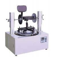 Buy cheap 350~600mm Chair Swivel Cycling Furniture Testing Machine Reciprocating Speed 8~9Rpm from wholesalers
