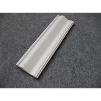 Buy cheap Embossed Foam PVC Skirting Board / Chair Rail 15mm Thickness Moisture Proof from wholesalers