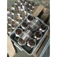 Buy cheap Stainless Steel Forged Fitting, ASME B16.11,. MSS SP-79, and MSS SP-83,NPT,SW from wholesalers