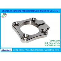 Buy cheap CNC Auto Parts Accessories Metal Processing 7602000010 HS Code from wholesalers