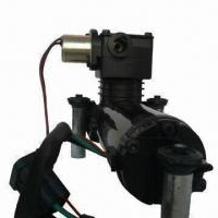 Buy cheap Car Air Compressor with Rated Voltage of 12V DC and PTFE Piston Ring from wholesalers