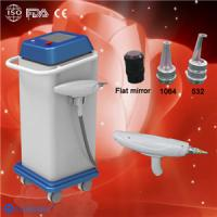 Buy cheap Hottest Q-Switched ND Yag Laser Tattoo Removal Machine with CE from wholesalers