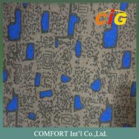 Buy cheap Print Fabric for Upholstery Auto Printing Automotive Upholstery Fabric from wholesalers