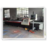 Buy cheap Servo Control CNC Gantry V Cutting Machine For SS Slot With Quality Warranty from wholesalers