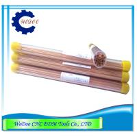 Buy cheap Multi Hole EDM Electrode Copper Tube  EDM Drill Parts EDM Brass Pipe 5.0x400mmL from wholesalers