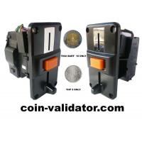 Buy cheap Thai Baht only coin validator Acceptor slot selector product