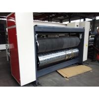 Buy cheap Chain Feeder Rotary Die Cutting Machine For Corrugated Carton Box ISO Approved from wholesalers