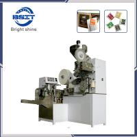 Buy cheap DXDC8IV automatic filter paper Tea bag packaging machine for lipton tea from wholesalers