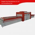Buy cheap Full Automatic Wood Veneer Vacuum Press Machine Vacuum Membrane Press Machine from wholesalers