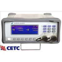 Buy cheap AV6334 Optical Power Meter Data Storage , Recall , Output Function from wholesalers