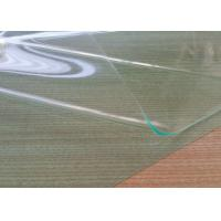 Buy cheap Super Soft  Transparent Silicone Rubber Sheet 1.2MM 10 Shore A  , Silicon Pad from wholesalers