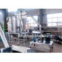 Buy cheap 60 Mesh Superfine Rice Husk Wheat 75kw Air Classifier Mill from wholesalers
