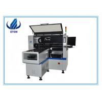 Buy cheap 8 Heads ETON PCB pick and place machine E6T Economy Middle Speed from wholesalers