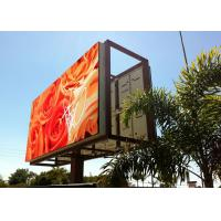 Buy cheap 3.9mm Pixel Pitch HD Outdoor Led Billboard Signs Low Attenuation High Gray Level from wholesalers