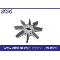 Buy cheap Casting Open Impeller Gravity / Low pressure Die Casting Aluminum Alloy from wholesalers
