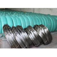 Buy cheap 201 304 410 430 Stainless Steel Wire For Weaving Woven Wire Mesh from wholesalers
