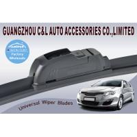 Buy cheap Teflon Coated Frameless windshield wiper blade rubber replacement For Kia Cars from wholesalers
