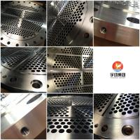 Buy cheap Heavy Duty Steel Baffle Plate Flanges F304, F316L Grade High Performance from wholesalers