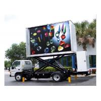 Buy cheap P5 P6 P10 SMD Truck Mounted LED Screen SMD2727 LED Type from wholesalers
