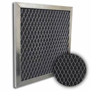 how to clean range hood mesh
