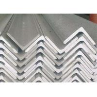 Buy cheap 201 / 304 Stainless Steel Angle, Construction Stainless Steel Equal AngleBar product