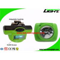 Buy cheap 13000Lux 6.8Ah Cordless Rechargeable Mining Light with USB / Cradle Charger from wholesalers
