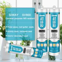 China Customized Color Ms Sealant Pure Epoxy Material Cartridge Packaged on sale