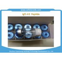Buy cheap Pharmaceutical IGF1-LR3 Peptides Powder Human Growth Peptide for Bodybuilding Muscle Gain from wholesalers