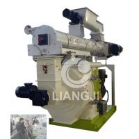 Buy cheap Ring Die Wheat Stalks Pellet Mill Machine from wholesalers