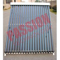 Buy cheap Anti Freezing Heat Pipe Solar Collector For Thermosiphon Solar Water Heater from wholesalers