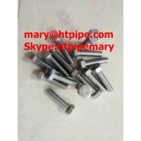 Buy cheap inconel 718 bolt from wholesalers