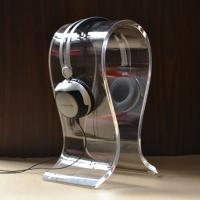 Buy cheap Wholesale Clear Acrylic Headset Display, Acrylic Headphone Stand, Acrylic Headset Stand Holder from wholesalers