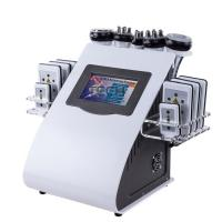 Buy cheap 6 In 1 RF Cavitation Vacuum Laser Reduce Cellulite Machine Body Slimming Device product