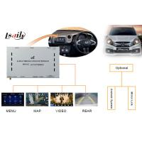 Buy cheap Honda Decoder / Honda Video Interface for City Left - Hand with Touch Navigation , Rear View from wholesalers
