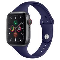 Buy cheap Rubber Apple Watch Series 4 Bands , Mulit Colors Smart Watch Replacement Bands from wholesalers