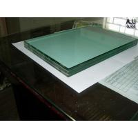Buy cheap Solid Curved / flat Bullet Resistant Glass for bank counter , postal , telecom from wholesalers
