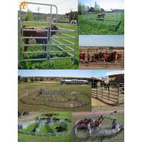 Buy cheap Wholesale Heavy duty galvanized livestock cattle panel used corral panels from wholesalers